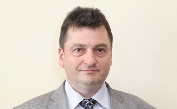 Главой Привокзального района назначен Сергей Севастьянов