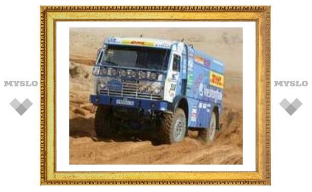 "Ралли ""Дакар-2008"" отменили из соображений безопасности"