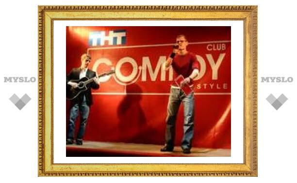 Эксклюзивные кадры Comedy Club Tula Style на видео