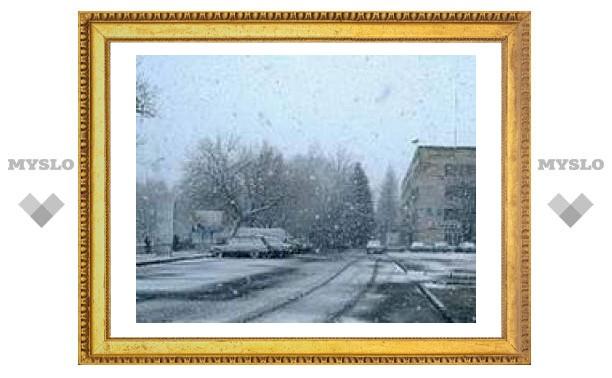 SOS! Снегопад