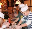 Ресторан японской кухни «Суши-Хаус» приглашает детей на уроки кулинарии