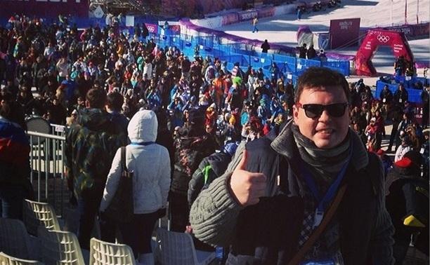 В олимпийской столице продают тульские пряники!
