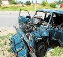 В Ефремове «неуступчивый» водитель устроил серьезное ДТП