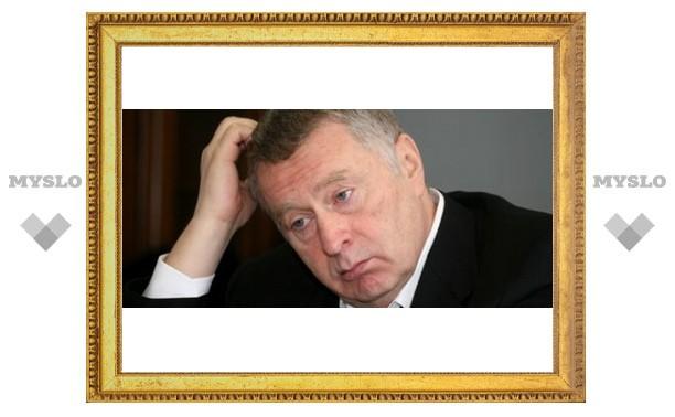 Жириновский обиделся на Дудку