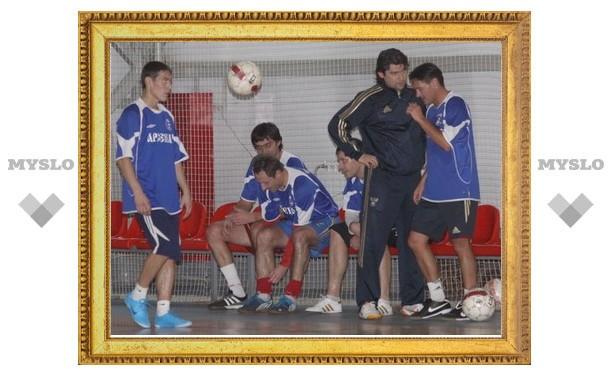 Тульскому «Арсеналу» ищут тренировочную базу