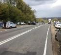 В лобовом ДТП на трассе «Крым» погибла девушка