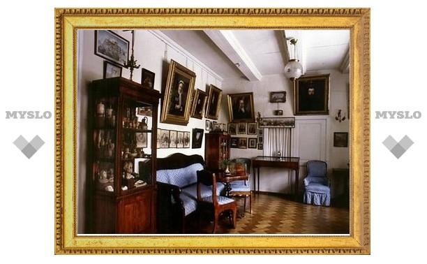 Тульский музей получил грант от Медведева