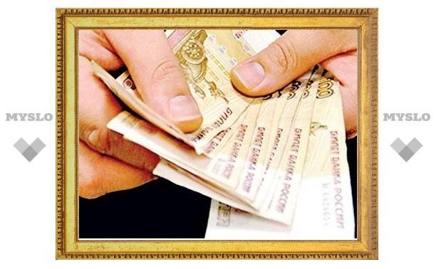 Сотрудникам нескольких тульских предприятий наконец выплатят долги по зарплате