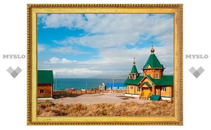 Владимир Груздев профинансировал строительство храма на Командорских островах