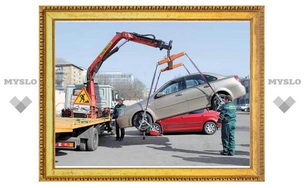 Путин гарантировал бесплатную эвакуацию автомобилей
