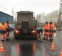 В Туле продолжаются работы по ремонту асфальта