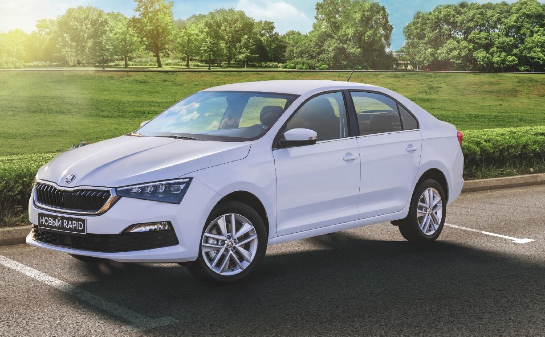 В Туле впервые пройдет онлайн-презентация автомобиля: жителям покажут новый ŠKODA RAPID