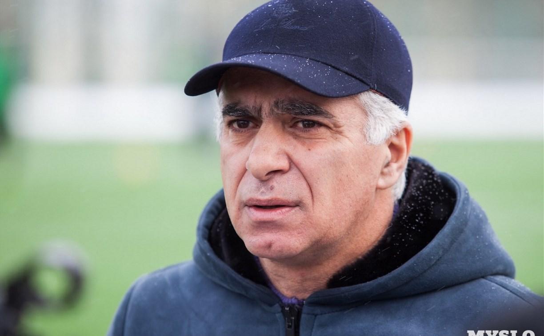 Президент «Арсенала» Гурам Аджоев назвал скандальным судейство матча с ЦСКА