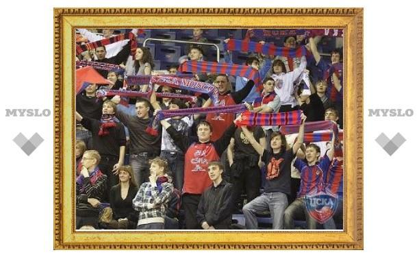 ЦСКА пригрозили потерей лицензии в Евролиге из-за низкой посещаемости