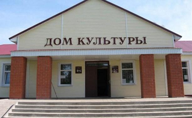 Тульская область потратит почти 300 млн рублей на сельские клубы