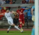 Матч «Арсенала» с «Уралом» закончился вничью: 2:2