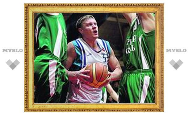 Тульские баскетболисты дважды обыграли Смоленск