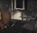 В Алексине ночью горела квартира в девятиэтажке