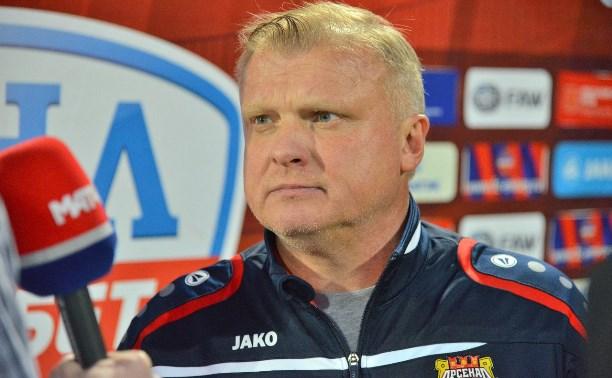 Кирьяков: «Стратегически нас устраивает минимальная победа в Туле»
