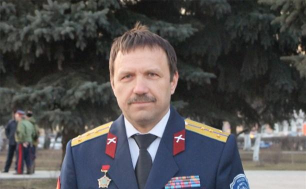 Алексей Альховик проинспектировал ремонт дороги в Щёкино