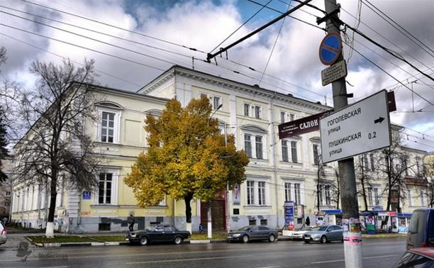 Ядром маршрута «Русские  усадьбы» в области может стать Дом Дворянского собрания