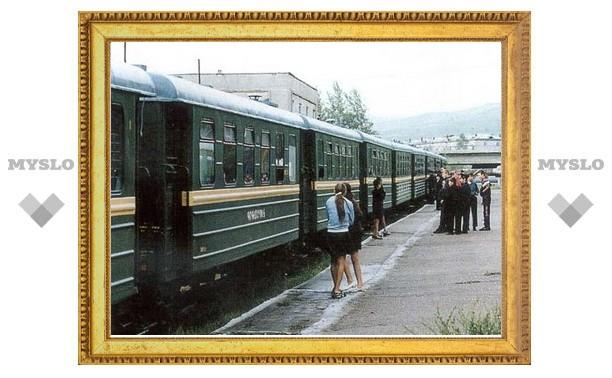 Журналиста «Новой газеты» милиционеры сняли с поезда в Туле