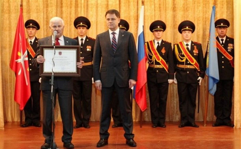 Белёву присвоили звание «Город воинской доблести»