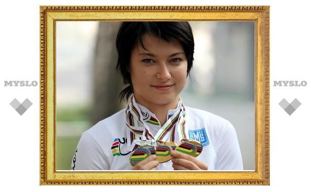 Тульская велосипедистка выступит за сборную России на Олимпиаде в Лондоне