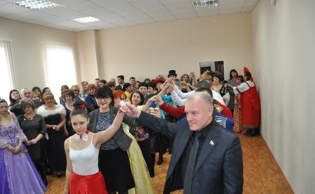В Белеве состоялся бал в честь автора первого гимна Российской империи