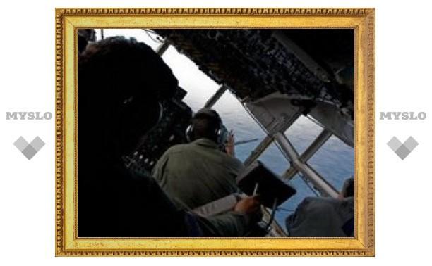 В район падения аэробуса прибыли ВМС Бразилии