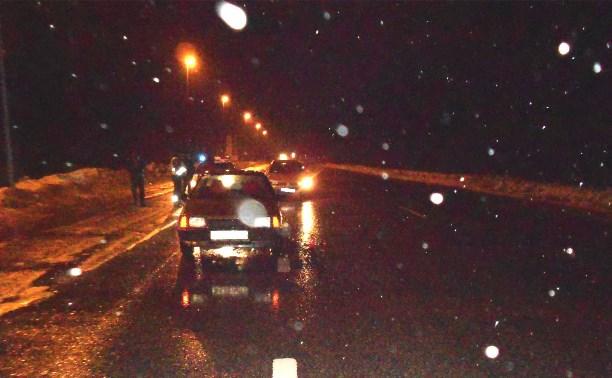 В ДТП на дороге «Тула-Новомосковск» пострадали четыре несовершеннолетние девушки