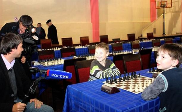 Юные туляки сразятся за шахматные короны