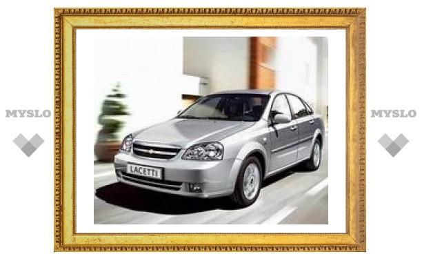ГАЗ получит платформу Chevrolet Lacetti