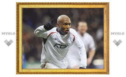 Чернокожего футболиста заподозрили в расизме
