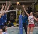 Волейболистки «Тулицы» одержали первую победу над «Олимпом»