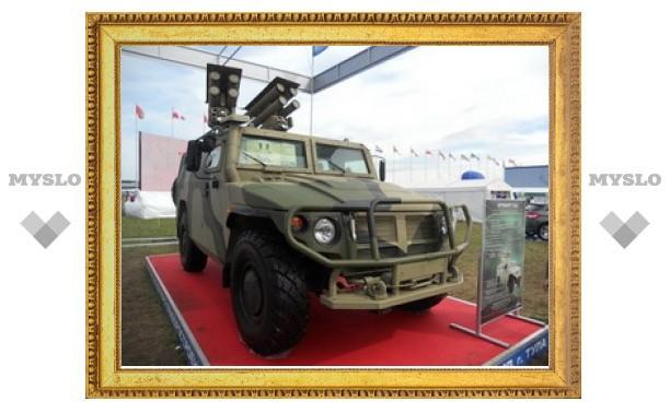 На международном форуме в Подмосковье тульские оружейники представят новейшее вооружение