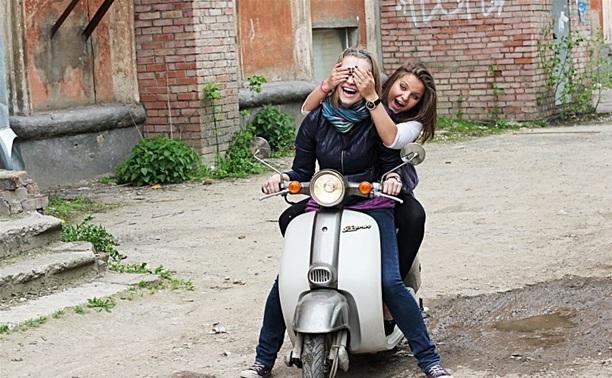 На маломощные скутеры поставят номера