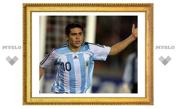 Аргентина разгромила Мексику в полуфинале Кубка Америки