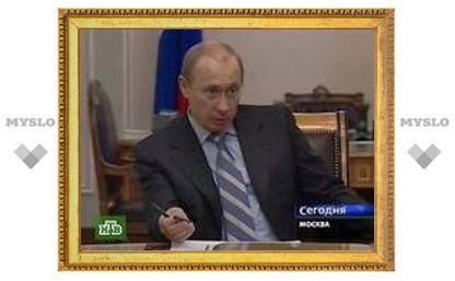 Путин указал слабые места ВПК: совместные проекты и сервис