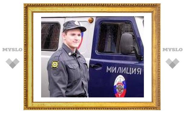 Туляков на выборах охраняют почти 3 тысячи милиционеров