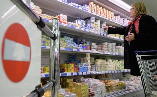 В Госдуме предлагают штрафовать за торговлю «санкционкой»