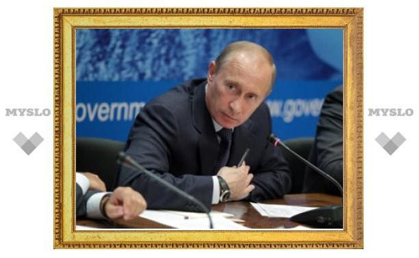 Путин заинтересовался частотами для сетей LTE