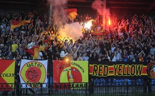 В матче с «Арсеналом» питерское «Динамо» осталось без поддержки