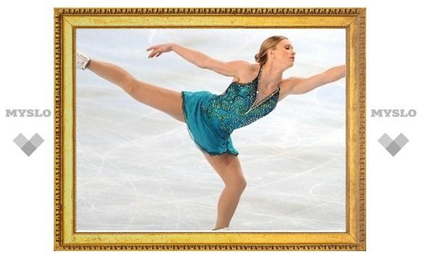 Тульские фигуристы стали призерами в Алексине