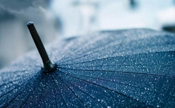 На выходных в Туле резко похолодает и пройдут дожди