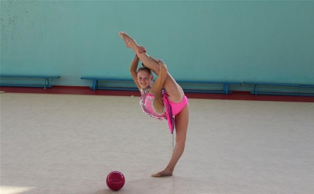 Тульские гимнастки отличились в Москве