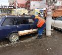 На улице Плеханова прошел рейд по пресечению незаконной торговли