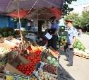 В Туле продолжается борьба с незаконной торговлей