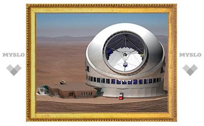 На Гавайских островах построят крупнейший в мире телескоп