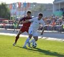 Тульский «Арсенал» проиграл «Тамбову» со счётом 0:1